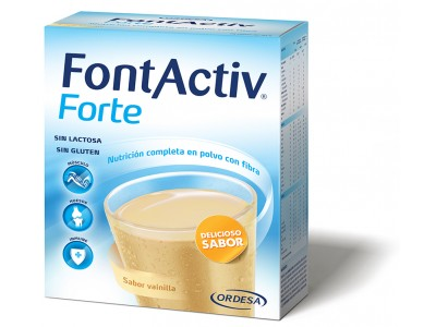 Fontactive Forte Vainilla 14 Sobres