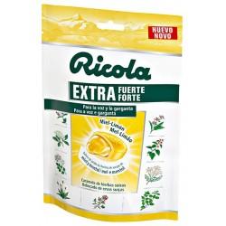 Ricola Extra Fuerte Caramelos Miel-Limón 65g