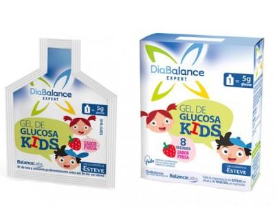Díabalance Expert Gel Glucosa Pediátrico 8 uds.