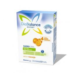 Díabalance Expert Suero Oral 4 Sobres Naranja