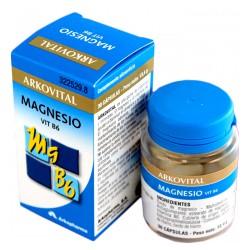 Arkovital Magnesio Vitb6 30 Cápsulas