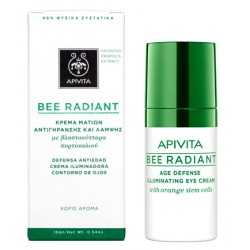 Apivita Bee Radiant Contorno Iluminador Ojos 15ml