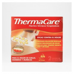 Thermacare Parches Cuello Hombros Muñeca 2 uds.
