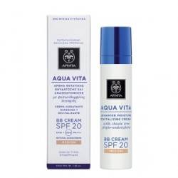 Apivita BB Cream Aqua Vita SPF20 Medium 40ml