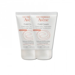 Avene Crema Manos Cold Cream 50ml 2 uds.