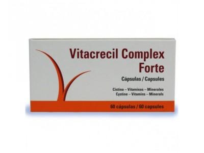 Vitacrecil Complex Forte 60 Cápsulas