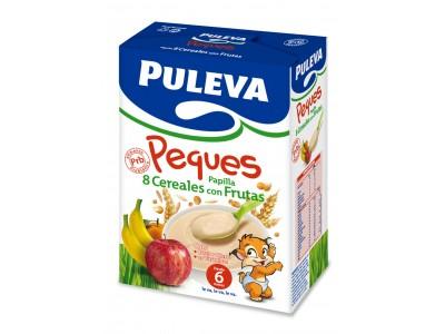 Puleva Peques 8 Cereales con Frutas 600g