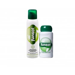 Promo Funsol Spray + Polvo Pack Ahorro
