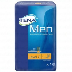 Tena For Men Level 3 Protección 16 uds.