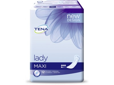 Tena Lady Maxi 12 uds. 5 Gotas y Media