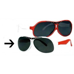 Chicco Gafa Sol Sunglasses Girl +24m Capri White/Red