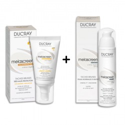 Ducray Pack Melascreen Iluminador + Cr. Ligera 50ml