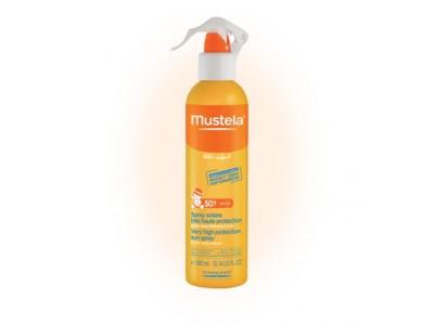 Mustela Solaire Spray Solar Bebé SPF50 + 300ml