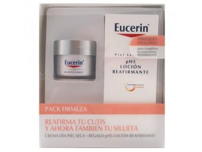 Pack Eucerin Modelliance Crema Día Piel Seca 50ml + Loción Reaf