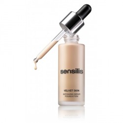 Sensilis Base Maquillaje Antiedad 04 Noisette 30ml