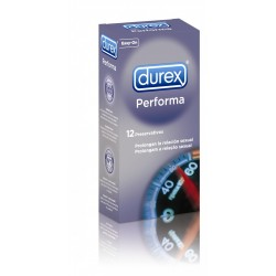 Durex Preservativos Performa Easyon 12 uds.