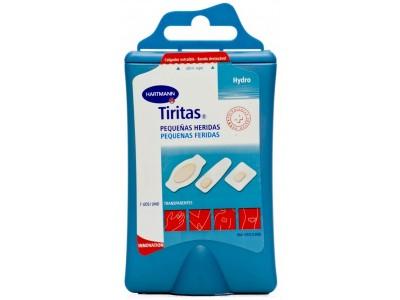 Tiritas Hydro Pequeñas Heridas Hidrocoloide 7 uds. Transparentes
