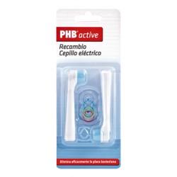 PHB Recambio Cepillo Active 2 uds.