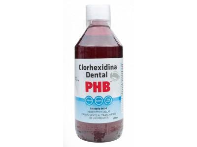 PHB Enjuague Clorhexidina 0,12 % 500ml