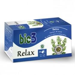 Bio 3 Relax 25 Bolsitas para Infusión