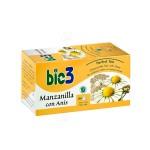 BIE 3 MANZANILLA CON ANIS 25 BOLSITAS INFUSION