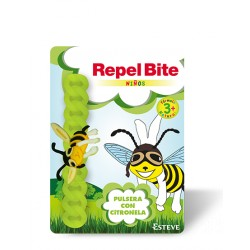 Repel Bite Niños Pulsera Citronela Antimosquitos