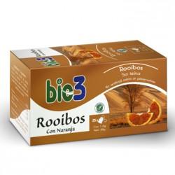 Bio 3 Rooibos con Naranja 25 Bolsitas Infusión