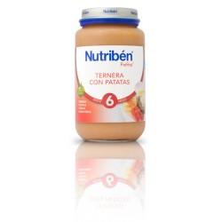 Nutriben Potito Ternera con Patatas 250g