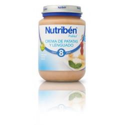 Nutriben Potito Patatas con Lenguado 200g