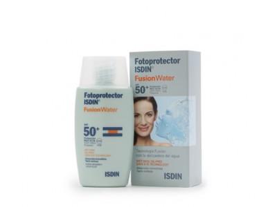Isdin Fotoprotector Fusión Water SPF50 + 50ml