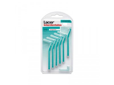 Lacer Interdental Ultrafino Angular 6 uds.