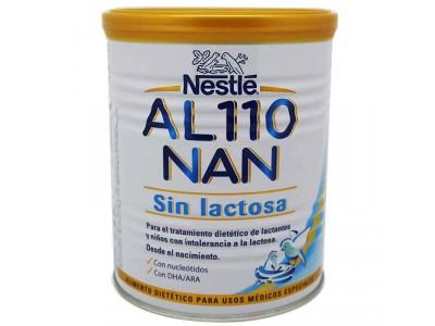 Nestle AL-110 Sin Lactosa de 400g