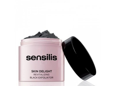 Sensilis Skin Delight Exfoliante Negro 75ml