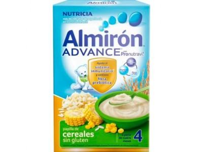 Almiron Advance Cereales Sin Gluten 500ml