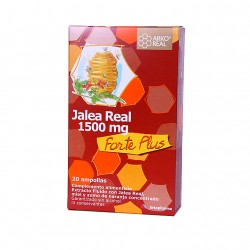 Arko Real Jalea Real Forte Plus 1500mg 20 Ampollas
