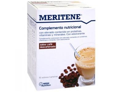 Meritene Cafe Descafeinado 15 Sobresx30g 450g