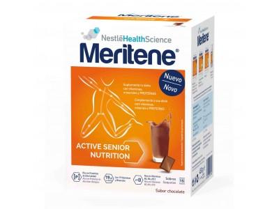 Meritene Chocolate 15 Sobresx30g 450g