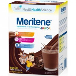 Meritene Junior Chocolate 15 Sobresx30g 450g