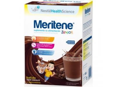 Meritene Junior Chocolate 15 Sobresx30g 450g