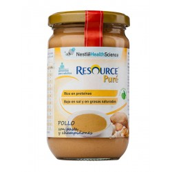 Resource Pure Pollo Pasta Champiñones 300g