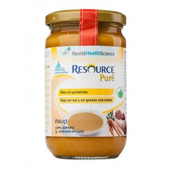 Resource Pure Pavo Arroz Zanahoria 300g