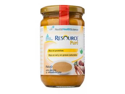 Resource Pure Pavo Arroz Zanahoria 300g