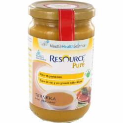 Resource Pure Ternera Jadinera Verduras 300g