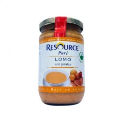 Resource Pure Lomo Cerdo con Patatas 300g