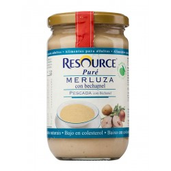 Resource Pure Pescado Merluza con Bechamel 300g
