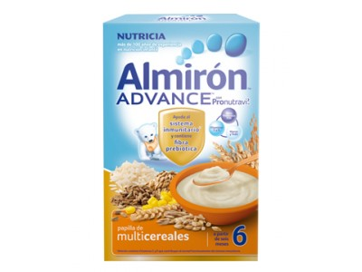 Almiron Advance Multicereales 500g +6m