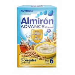 Almiron Advance 8 Creales con Miel 500g