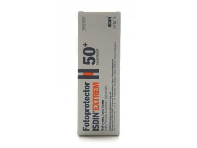Fotoprotector Isdin Extrem SPF-50 + Gel-Crema 50ml