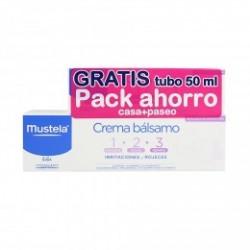 Mustela Pack Crema Bálsamo Bebé 123 150ml + 50ml
