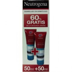 Neutrogena Durezas Reparación 50ml + 50ml